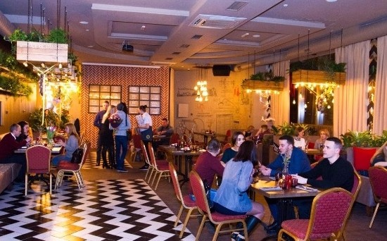 Ресторан Samogon Bar Киев