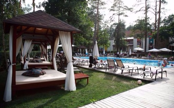 Grand Admiral Resort & Spa Киев